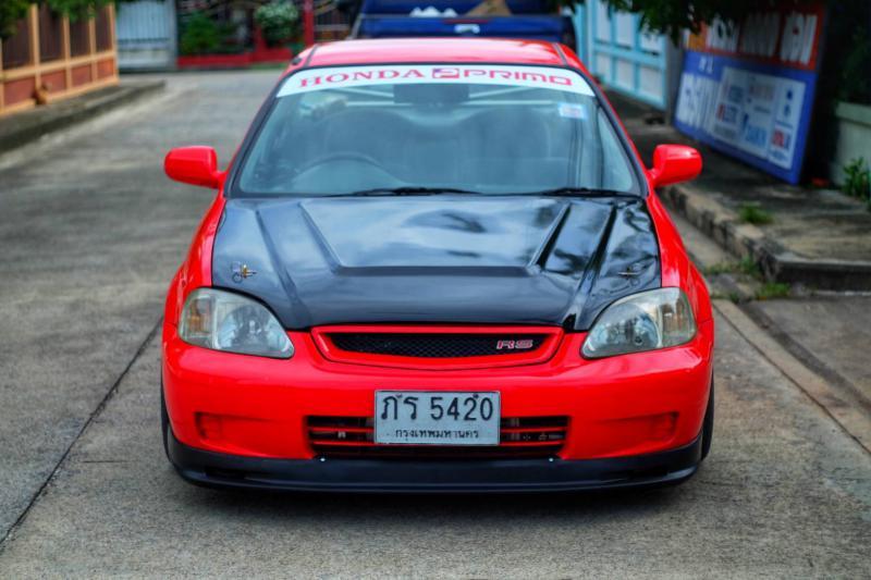 HONDA Civic Ek Lev 2000