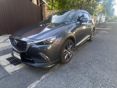 2017 Mazda CX 3 S สภาพดีมาก ไมล์ 69,000 ล้อ 18 skirt รอบคัน ราคา 555,000 บาท สี