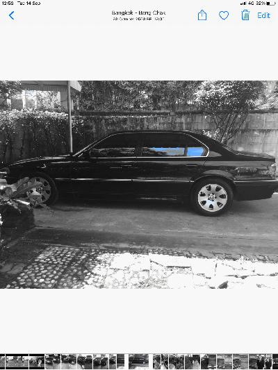 BMW 2000 กรุงเทพมหานคร