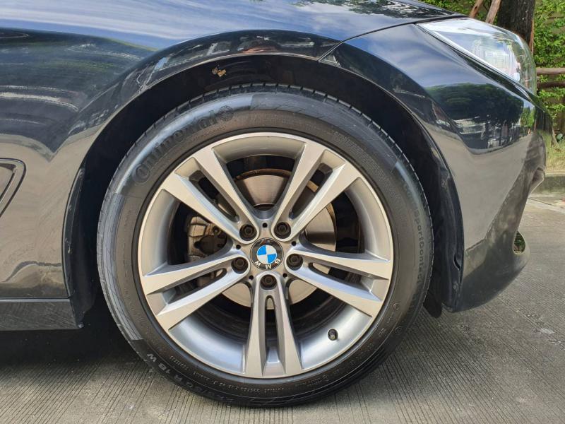 BMW 320d GT Sport  2017