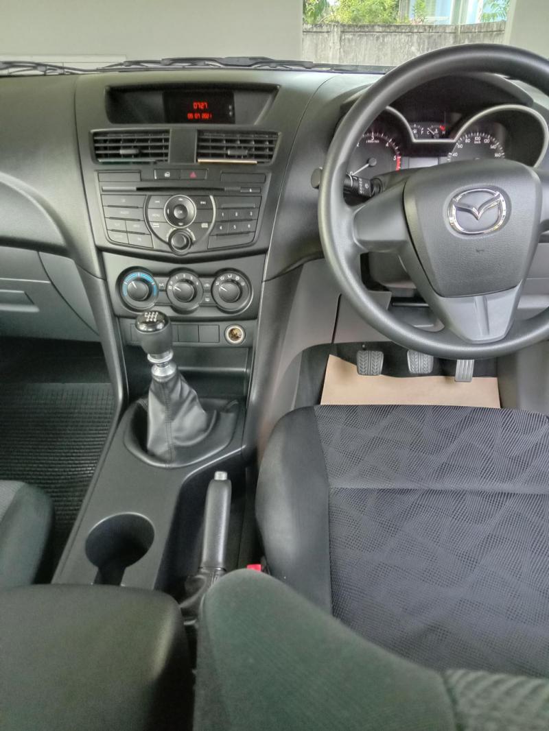 MAZDA BT50 Pro Cab 2.2 2013