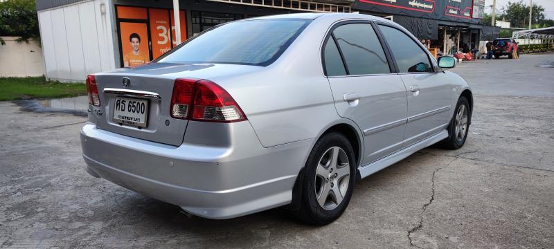 HONDA Civic 1.7VTi 2005