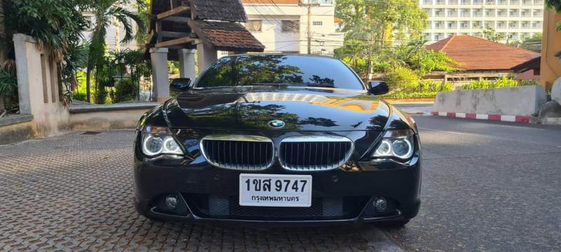 BMW 630CI 2007