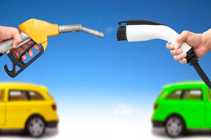 ค่าใช้จ่ายสำหรับรถยนต์ไฟฟ้าจะถูกกว่า